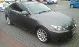 Charcoal Grey Lexus IS 250 EX A/T