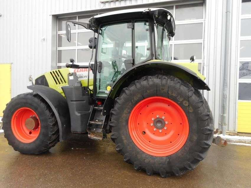 Claas arion 650 - 2013 - image 2