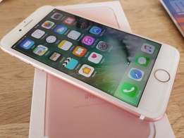 64 Gig Rose Gold Apple iPhone 7 for sale