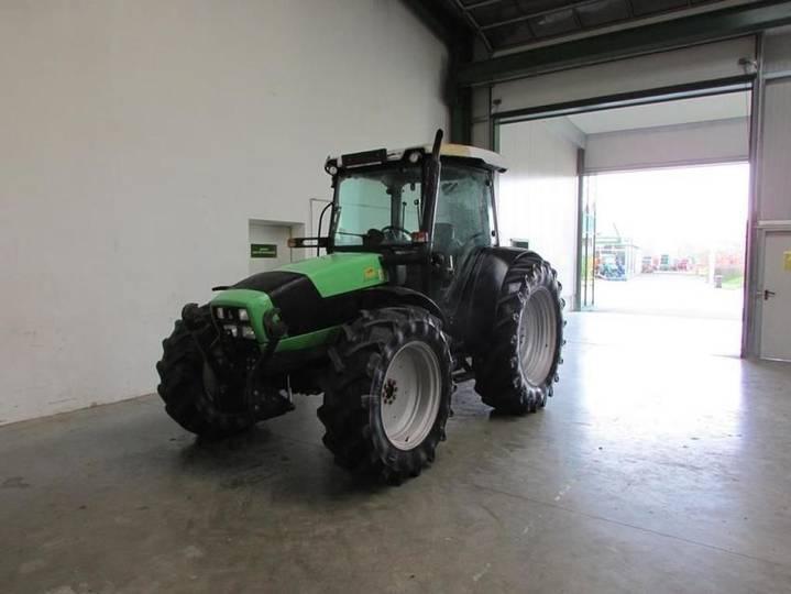 Deutz-fahr agrofarm 420 - 2012