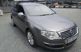 Vw passat 2.0 tdi highline