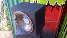 BLUE THUNDER 10inch woofer, 1000w, used but in good condition.