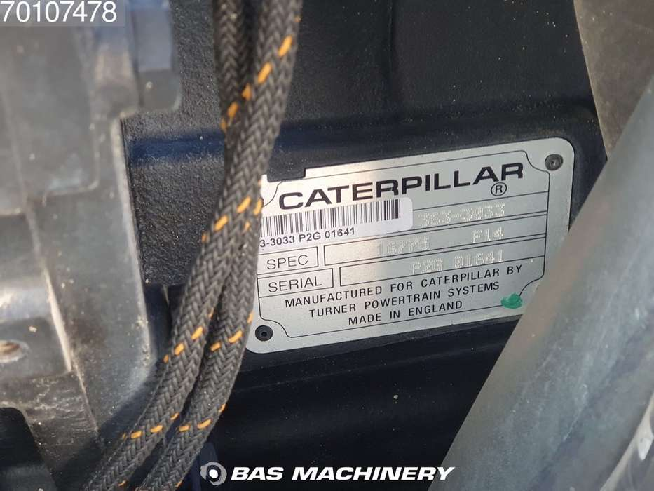 Caterpillar TH417C Bucket and forks - 2014 - image 17