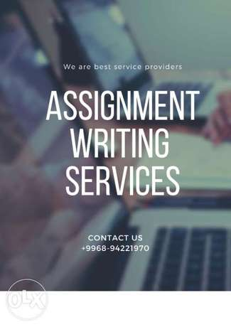 Assignment writing solutions