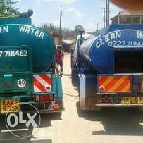 Clean drinking water services