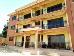 a new two bedroom apartment for rent in kyanja