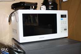 Samsung Microwave with Grill Quick Sale!
