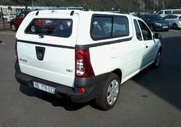Nissan NP200 1.6 , 2012 Model includes Canopy [private sale] R85000