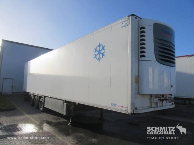 Schmitz Cargobull Tiefkühler Standard Doppelstock - 2016
