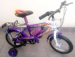 Top Gear Quality Bikes for kids 2.5 to 7 years.