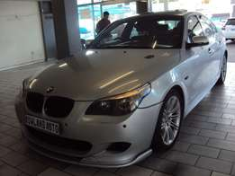 2007 BMW 523 IE60 Auto for sell R155000
