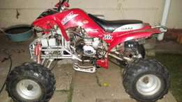 200cc SAM quad bike