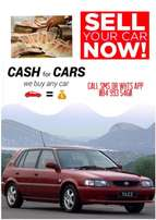 toyota tazz /conquest wanted