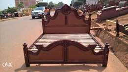 6by6 bed sharif furniture's Ug