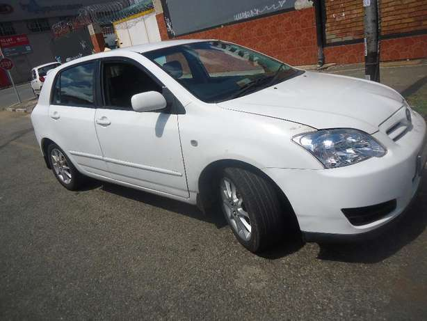 2007 Toyota Runx 1.6 Sport Available for Sale Johannesburg - image 2