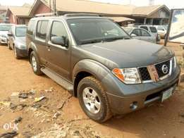 6months Used Clean Nissan Pathfinder