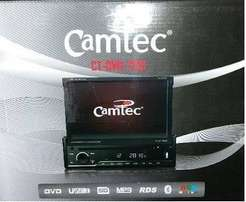 Camtec indash dvd player with sub and amp