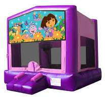 Bouncing castle for hire and sale