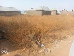 A plot of land for sale in new Millennium City