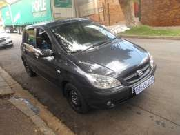 Immaculate condition 2011 Hyundai Getz 1.4 Hatchback for sale