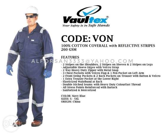 Coverall Work Uniform Pant & Shirt Jeddah - image 7