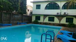 Fully Furnished 2 Bedroom Apartment For Rent In Nyali At 60,000 P.M