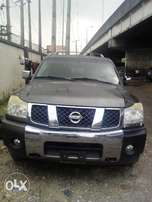 Foreign Used Nissan Armada(Green)