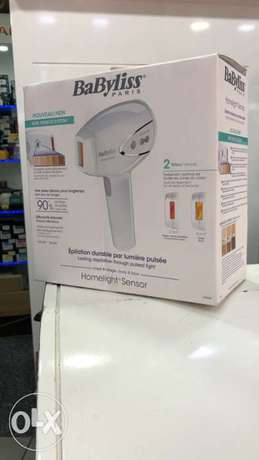 Babyliss Laser Hair Removal New Boxes Original