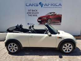 2006 Mini Cooper Convertible, 151 000 km For R 109 995
