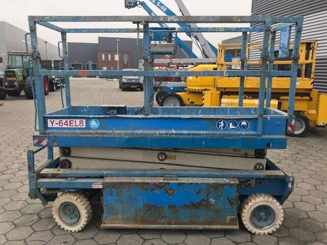 Hoogwerker Hollandlift scissor lift - 2005