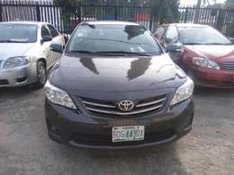 GIVE AWAY Registered 2011 Toyota Corolla Available for sale