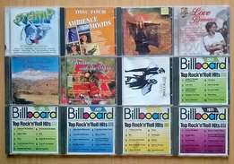50 Original music cd's. R300 for the lot.