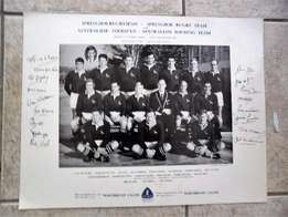 Springboks legendary team - 1969