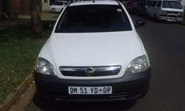 2011 Chevrolet Corsa wtility 1,4 Colour white
