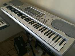 Casio wk 3500 in very good condition
