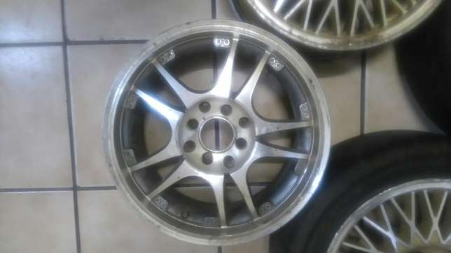 """Mag rims forsale 16"""" Vaalbank - image 3"""