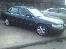 This Honda baby boy is buy and drive