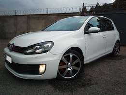 2010 Volkswagen Golf GTI MK6 (fresh import)