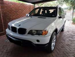 2002 3.0 Diesel BMW X5 SPORT Steptronic for sale or Swop for Fortuner