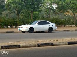Neatly Used Nissan altima 2001 American Specs