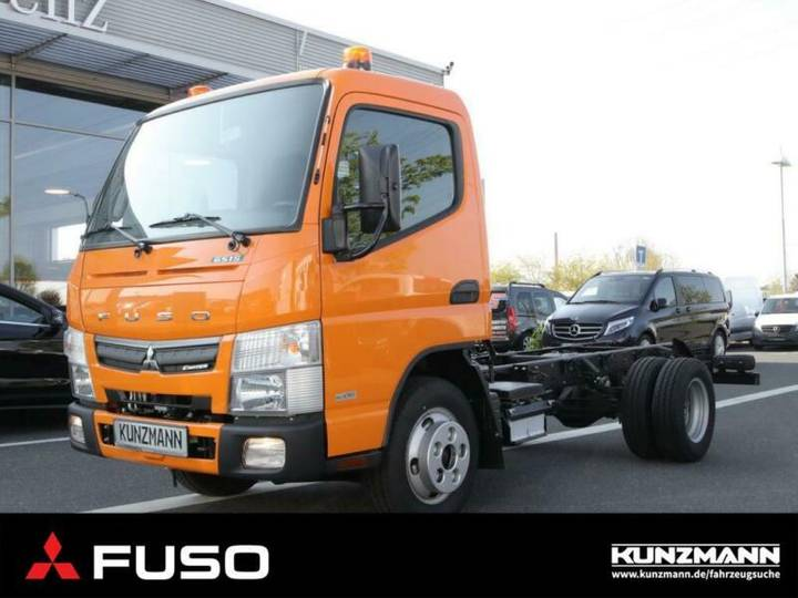 Fuso Canter 6S15 Klima AHK Radio Bluetooth - 2018
