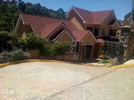 Three Bedroom house at kitusuru-Roselyne gardens on a 1/4 Acre