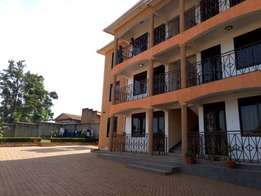 A three bedroom apartment for rent in kisasi