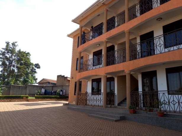 A three bedroom apartment for rent in kisasi Kampala - image 1