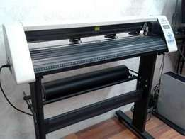 4 ft Vinyl Cutting Plotter for use with Heat Press Machines at 49999