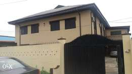 7 bedroom detached duplex at ogudu,ojota