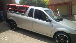 Bakkie for hire in Centurion and Midrand