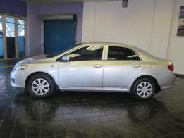 2010 Toyota Corolla 1,3 Proffessional for R 114,990