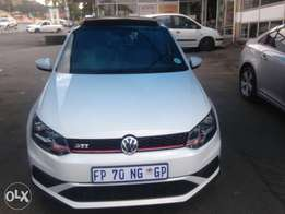 2016 Polo G.T.I 1.8 for sale R240000