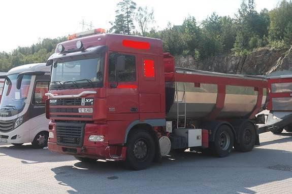 DAF - Asfaltbil - 2003